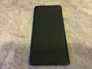 Samsung Galaxy Note9 SM-N960 - 128GB - Midnight Black (EE) (Single SIM)
