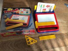 Super Rare Vintage 1984 MY PLAYDESK - Bluebird Games - Drawing Desk BOXED