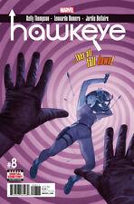 Hawkeye (2016) #8 VF/NM Julian Totino Tedesco Cover