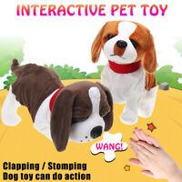 Children's Electric Toy Robot Dog Intelligent Puppy Pets Dancing Sound Doll