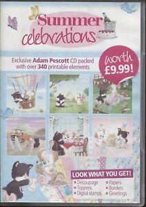 Summer Celebrations - Adam Prescott CD ROM