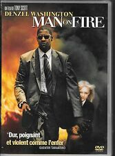 DVD ZONE 2--MAN ON FIRE--SCOTT/WASHINGTON/FANNING/WALKEN