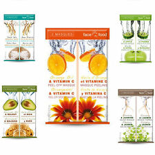 Detergenti e tonici per la cura del viso e della pelle unisex 10-30ml