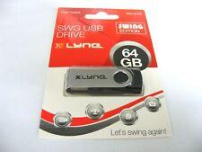 64GB USB Stick 2.0 HIGH SPEED ( 64 GB USB-Stick 2.0 ) Xlyne Neu
