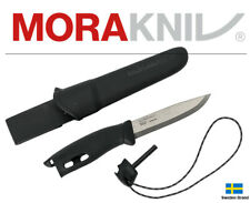 Morakniv Fixed Blade Knife Companion Spark Fire Rod Handle With Sheath 02392