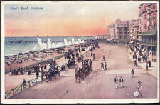 Sussex Postcard - King's Road, Brighton  RS2511