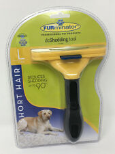 NEW Genuine FURminator deShedding Tool for Large Dogs Short Hair Pets Grooming