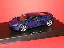 Autoart 1/43 McLaren 12C Azure Blue MiB