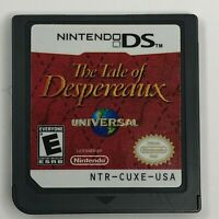 The Tale of Despereaux (Nintendo DS, 2008) Cartridge Only