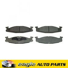 FORD F150 1994 - 1996 FRONT DISC BRAKE PAD SET  # D632MX