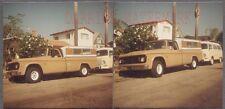 Old Photos 1967 1968 1969 Dodge Pickup Truck & 1970 VW Westphalia Camper 767584