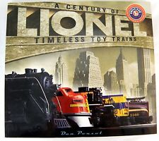 A Century Of Lionel: Timeless Toy Trains by Dan Ponzol (Paperback)