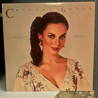 """CRYSTAL GAYLE - Classic Crystal - 12"""" Vinyl Record LP - EX (Cheesecake)"""