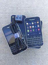 Blackberry Q20 16GB Verizon Wireless 4G LTE Black Smartphone