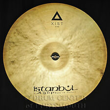 Istanbul Agop Xist Natural Ride Cymbal 22""