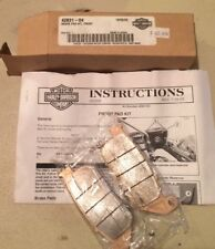 oem 2004 - 2013 Harley Davidson sportster xl rear brake pads kit 42836-04a