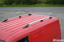 Para adaptarse a 02 - 14 Ford Transit Tourneo Connect SWB barras de rack Rieles de techo de metal van
