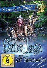 La strega Baba Jaga e zar acqua vertebre-DVD parte 4-commedia Dresda-NUOVO