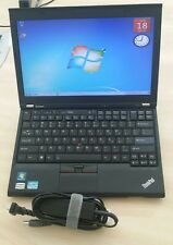 Lenovo thinkpad x220 laptop Core i5-2520M  2.50GHz 4GB 250GB wifi 7 PRO 64-bit