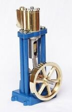 Live Steam - Single Cylinder Marine Model Steam Engine Fully Machined Metal Kit