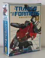 Takara Transformers T/F Collection No. 7 -Sideswipe Lambor - Sealed Boxing