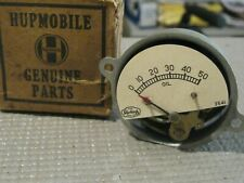 NOS 1927-1929 Hupmobile oil pressure Gauge, in box!