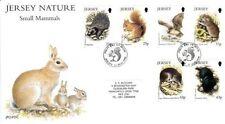 Nature Decimal Used Channel Islander Regional Stamp Issues