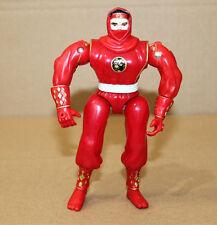 1995 Bandai Power Rangers Ninja Ranger Mighty Morphin Action Figure Figur Red