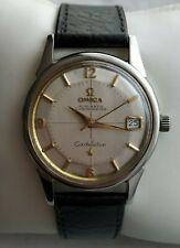 Vintage Omega Constellation Pie Pan Calibre 561 Stainless Steel Men's Watch