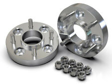 Bolts Audi A4 Avant B5 95-01 Aftermarket Alloys Spacers 15mm Hubcentric 1 Pair