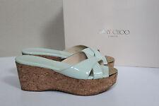 a1483a32aa0 Jimmy Choo High (3 in. to 4.5 in.) Wedge Heels for Women   eBay