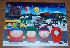 Sega South Park Pinball Machine Translite 830-5271-00 NOS! Free Shipping!
