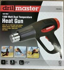 TEMPERATURE HEAT GUN 1500 WATT SHRINK WRAPPING WINDOW TINTING EXPEDITE SHIPPING
