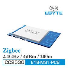 iot mesh network 2.4GHz E18-MS1-PCB SPI CC2530 low cost ZigBee wireless module