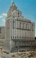 CPR Royal York Hotel Toronto, Ontario Canada Vintage 1950s Advertising Postcard