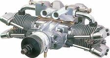 Saito Engines 182 Twin Cylinder Dual Plug DD SAIE182TD