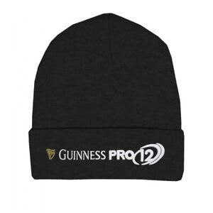 Rhino Mens Guinness PRO 12 Beanie Hat