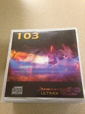 ULTIMIX 103 CD Madonna Beyonce Britney Spears Alicia Keys Maroon 5 Nelly Furtado