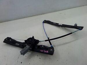 Mini Cooper Clubman Left Front Window Regulator & Motor F54 16-18 OEM