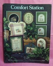 Stony Creek Collection ~ Counted Cross Stitch Book 33 ~ Comfort Station