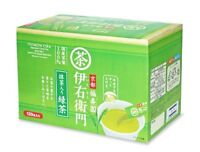 ha0893 IYEMON CHA Japanese Tea Matcha Blend SENCHA 120bags