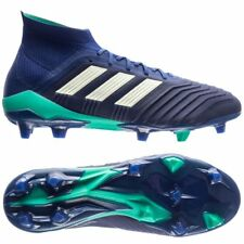 Adidas Predator 18.1 FG . Fußballschuh Kickschuh Grösse 42 2/3 blau türkis Neu