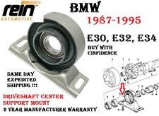 BMW 1987-1995 E30 E32 E34 Drive Shaft Center Support Mount Assembly REIN