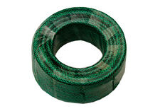 SALE! Uk made 100m metre long garden hose heavy duty hosepipe green braded