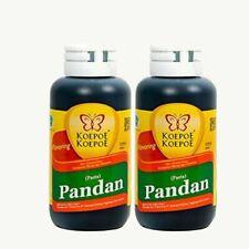 Koepoe Koepoe Pandan Flavoring Paste 60ML - 2 bottles