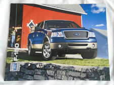 Ford USA F-150 range brochure 2006