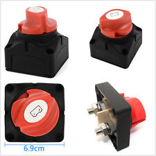 600A Car Battery Selector Isolator Disconnect Rotary Switch For Flash/Fog Light