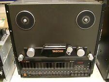 Tascam MSR-16, 16 track 1/2 inch reel to reel tape recorder