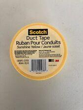 3M Scotch Duct Tape - Sunshine Yellow