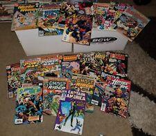 1 Huge Grab Bag 500 Marvel Dc Comics Vintage book Spiderman Venom Dk Batman Xmen